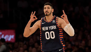 New York Knicks player Enes Kanter will not travel to London over ...