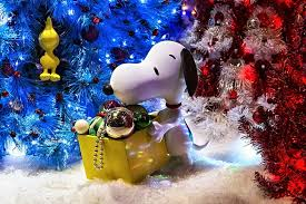 hd wallpaper new year snoopy snoopy