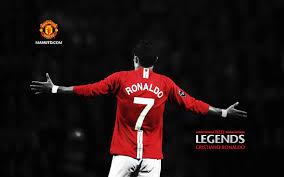 cristiano ronaldo red legends