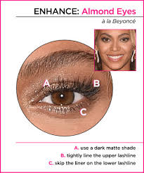 protruding eyes the best makeup look