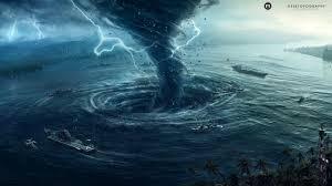 desktopography natural disaster