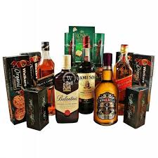 rosh hashanah whiskey gift basket