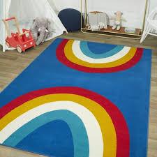 Shop Taylor Olive Blue Rainbow Rug On Sale Overstock 30051260