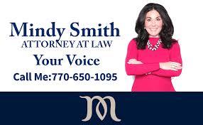 North Atlanta Divorce attorney - Mindy Smith is Your Voice