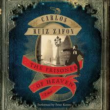 The Prisoner of Heaven - Audiobook