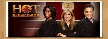 Hot Bench With Judge Tanya Acker, Judge Patricia DiMango & Judge Larry  Bakman   Tv judges, Judge, Tv actors