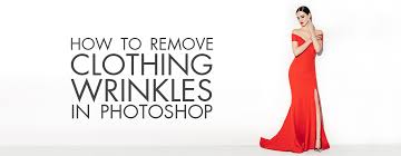 how to remove clothing wrinkles in