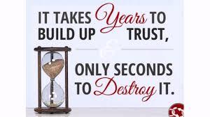 broken trust quotes lovequotesmessages