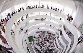 Project Profile: The Guggenheim Museum Brochure | Hawthorn Creative