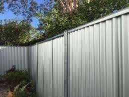 Lysaght Mini Orb Fences From Colorbond Australia