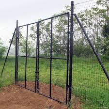 7 Dual Driveway Gate For Deer Fencing Choose Width Ebay