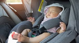 when can baby face forward in car seat