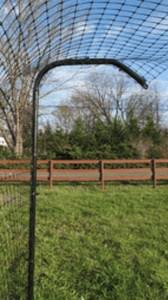 Cat Fence Kit 7 5 X 100 Feet With Extra Posts By Mcgregor Fence