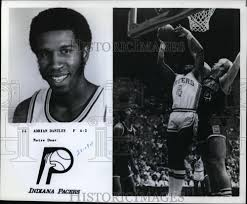 Press Photo #4 Adrian Dantley, F, 6'5, Notre Dame, Indiana Pacers - or |  Historic Images