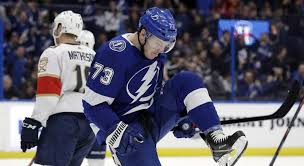 Lightning trade RFA forward Adam Erne to Red Wings