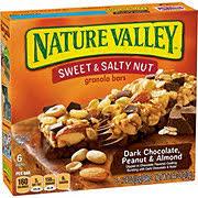 dark chocolate peanut almond sweet