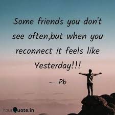 some friends you don t se quotes writings by pramod bariker