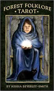 Forest Folklore Tarot Deck: Beverley-Smith, Kessia: 9781572814752:  Amazon.com: Books