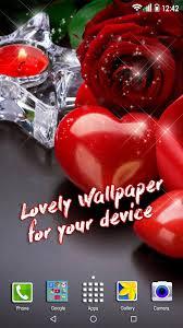 عيد الحب متحركه خلفية خلفيات رومانسيه متحركه For Android Apk