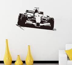 F1 Racing Sports Wall Stickerl Pvc Sports Athletics Wall Decal For Living Room Boys Room Decoration Cheap Wall Art Stickers Cheap Wall Clings From Carrierxia 3 62 Dhgate Com