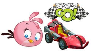 Angry Birds Go - Stella VS All, Daily Races, Tournament ...