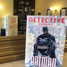 Batman fan Sen. Patrick Leahy writes ...
