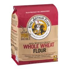 king arthur whole wheat flour