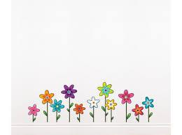 Australian Native Flower Wall Decals Art Toddler Room For Bedroom Design Nursery Uk Etsy Black And White Floral Vamosrayos