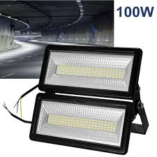 10x lembrd led floodlight pir 10w cool