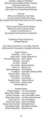 Columbia Pictures Presents. A Sony Pictures Animation film. a film by a lot  of people - PDF Free Download