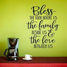 Bless The Food Before Us The Family Beside Us The Love Between Us De Stephen Edward Graphics
