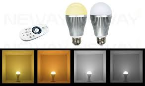 9w e27 color changing led bulb with