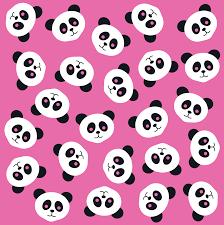 free pink panda toss pattern