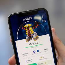 Altered Forme Giratina is returning to Pokémon Go raids with Shiny ...