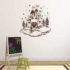 Shop Cloud Castle Vinyl Wall Decal Sticker Overstock 12734742