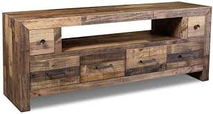 weavers rustic style fulton tv stand