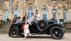 Review: The Great Gatsby at Castle Howard - The Yorker