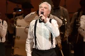 Top 10 David Byrne Solo Songs