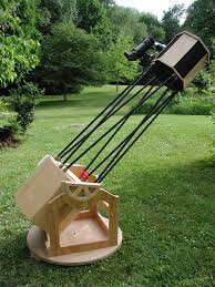 40 epic homemade telescopes w how to