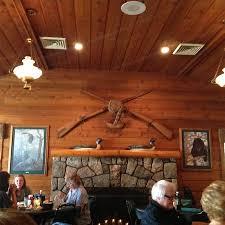 fireplace at boone s long lake inn