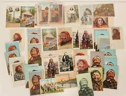Chief Seattle, Princess Angeline, & four Northwest Indian postcards - Lot  of 51 | eBay