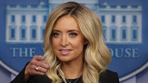 White House press secretary Kayleigh McEnany backs Trump's assault on  mail-in voting — even though she's been voting that way for a decade -  MarketWatch