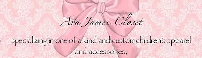 Ava James Closet | Amazon Handmade