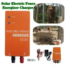 Solar Electric Fence Energizer Charger Controller Animal Raccoon Dog Sheep Horse Cattle Poultry Farm Electric Fencing Shepherd Lazada Ph