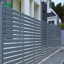 Aluminum Lattice Panel Metal Garden Slat Fence View Metal Garden Fence Bld Product Details From Ballede Shanghai Metal Products Co Ltd On Alibaba Com
