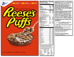 homemade reese s puffs cereal