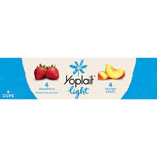 yoplait light yogurt strawberry