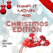 Keep It Movin 4.0 XMAS edition by pranav marwah on SoundCloud - Hear the  world's sounds