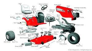 sears suburban garden tractor parts