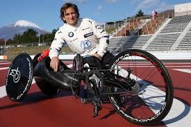 Zanardi, doppia sfida al Fuji: con il Dtm prepara le Paralimpiadi ...